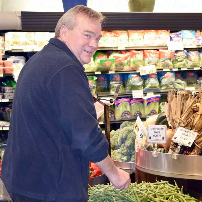 Fresh fruit, vegetables, produce in Cleveland Heights