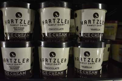 local and natural ice cream