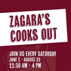 Zagara's Marketplace Cookout